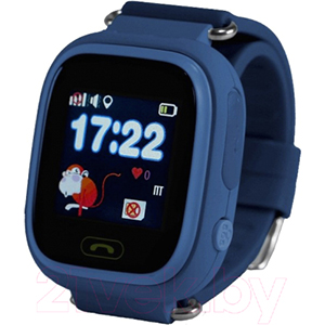 часы wonlex GW100 темно-синие