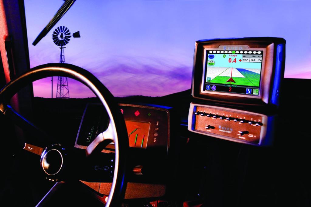 Система параллельного вождения — одна из эффективных технологий точного земледелия