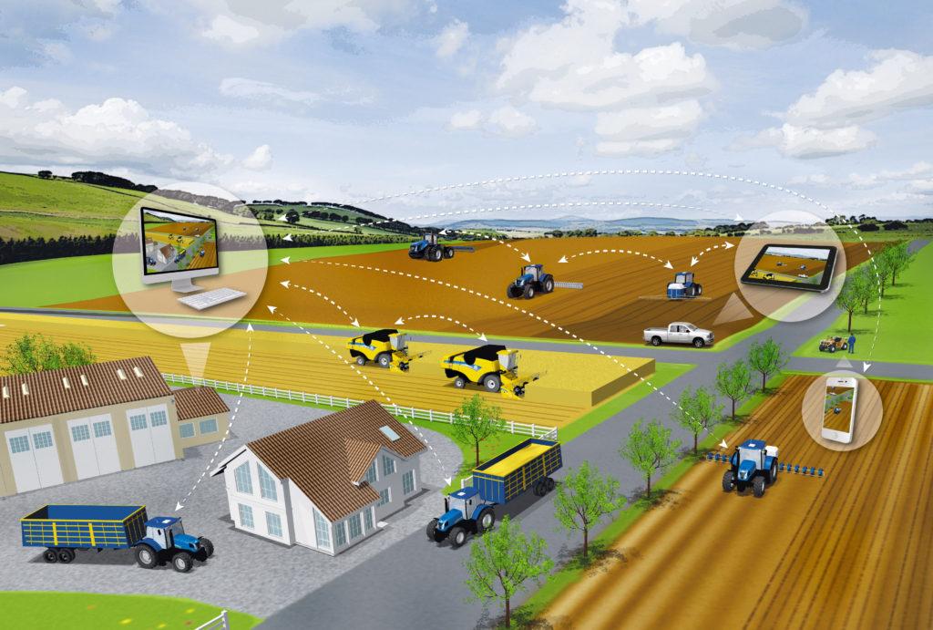 Точное земледелие набирает популярность в России