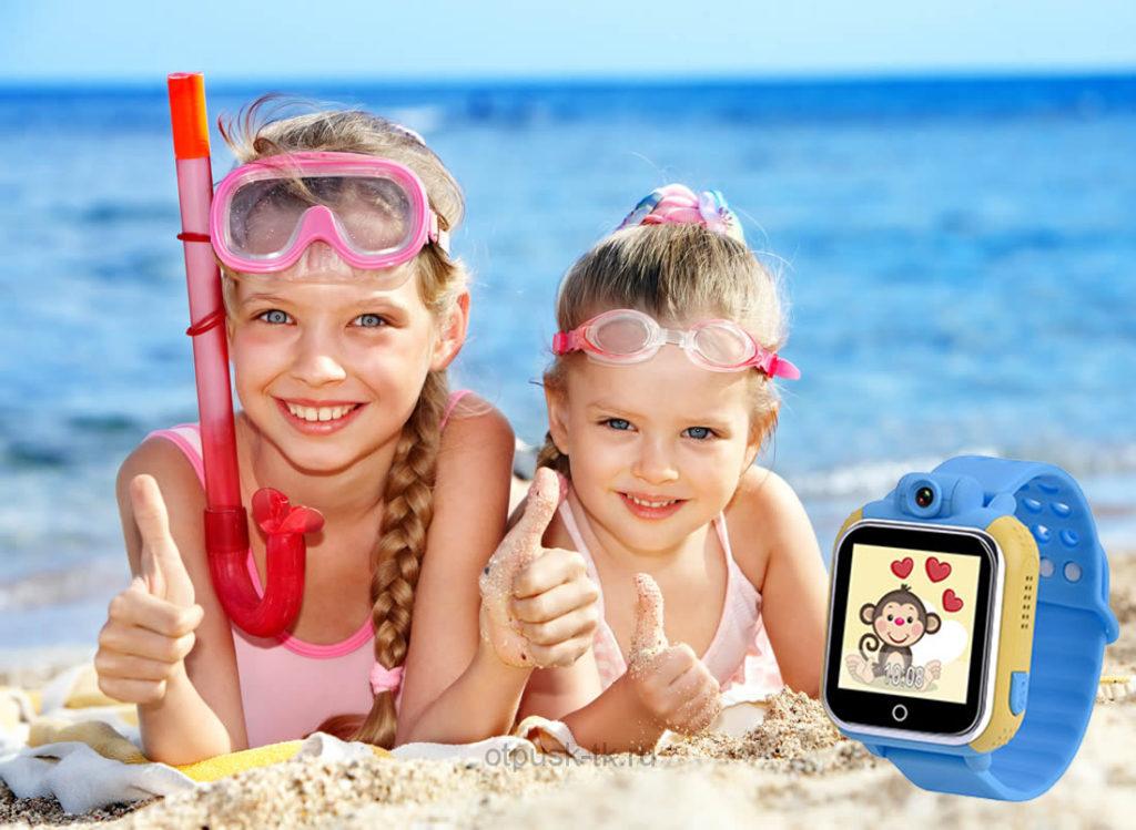 Детские GPS-часы могут стать альтернативой смартфонам
