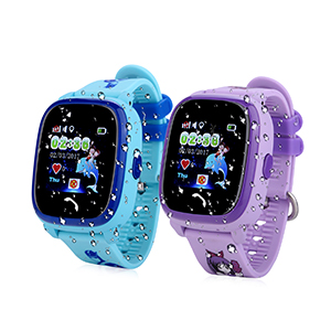 Водонепроницаемые Smart Baby Watch GW 400S