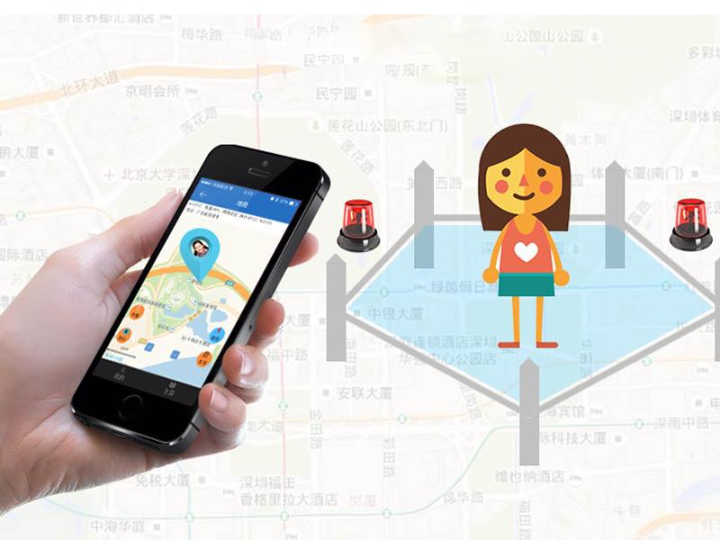 Электронный забор, прослушивание окружения в GPS-часах