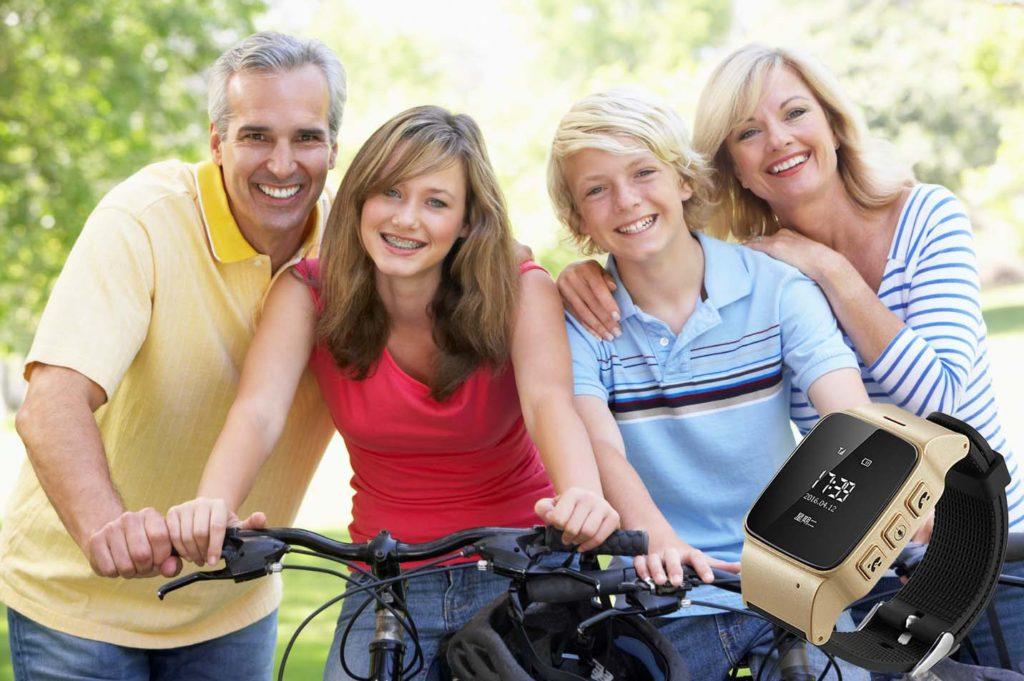 GPS-часы — главные помощники в заботе о родных и близких