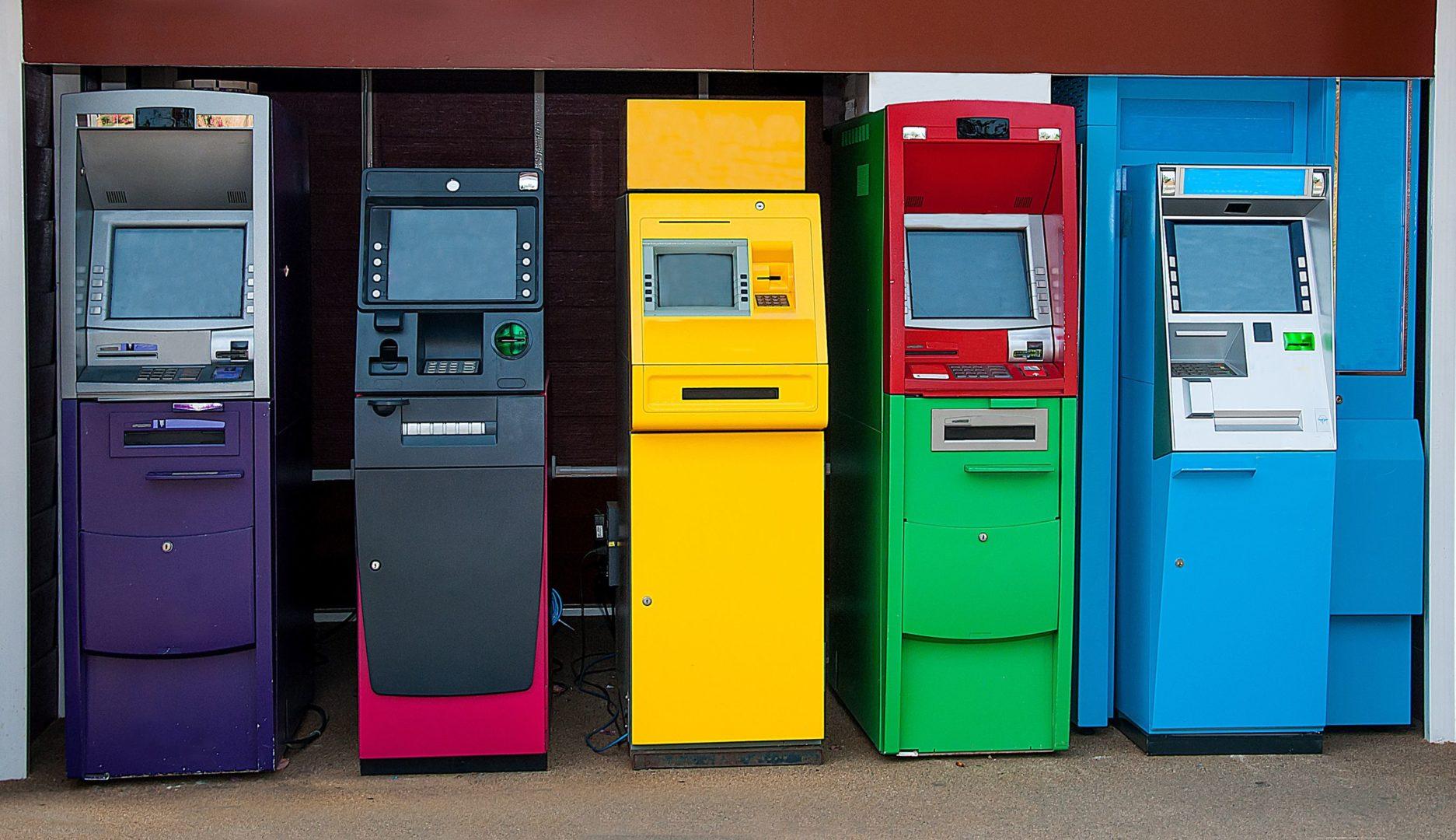 Мониторинг банкоматов и терминалов