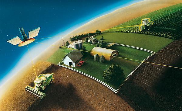 ГЛОНАСС/GPS в сельском хозяйстве