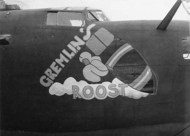 Гремлин - талисман американских военных пилотов