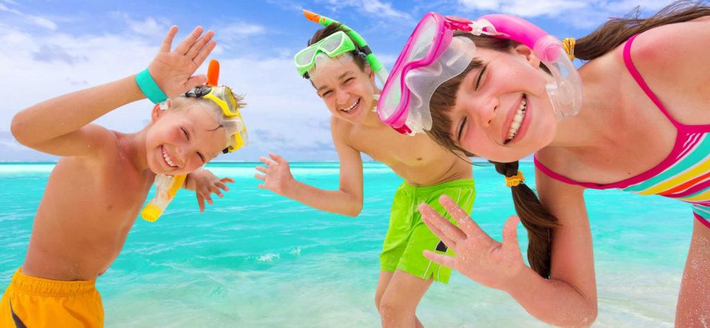 Какие детские GPS-часы лучше всего использовать летом?