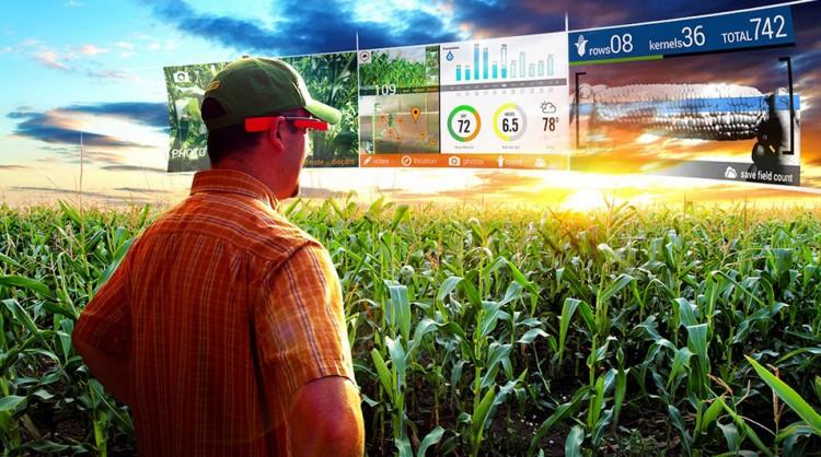 Новые технологии для фермеров