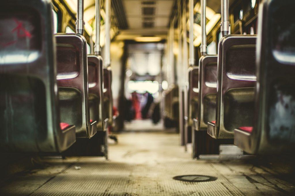 Пассажирские перевозки контролирует система видеонаблюдения
