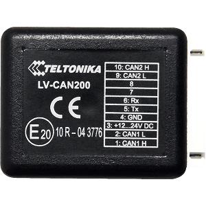 CAN-адаптер для использования с GPS/GSM терминалом