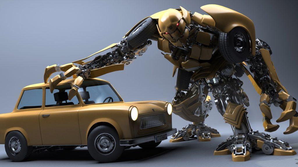 Робот Stan припаркует автомобиль вместо вас