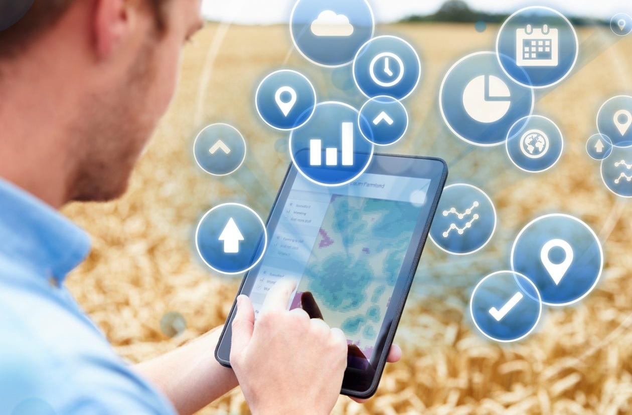 Умные технологии для фермеров