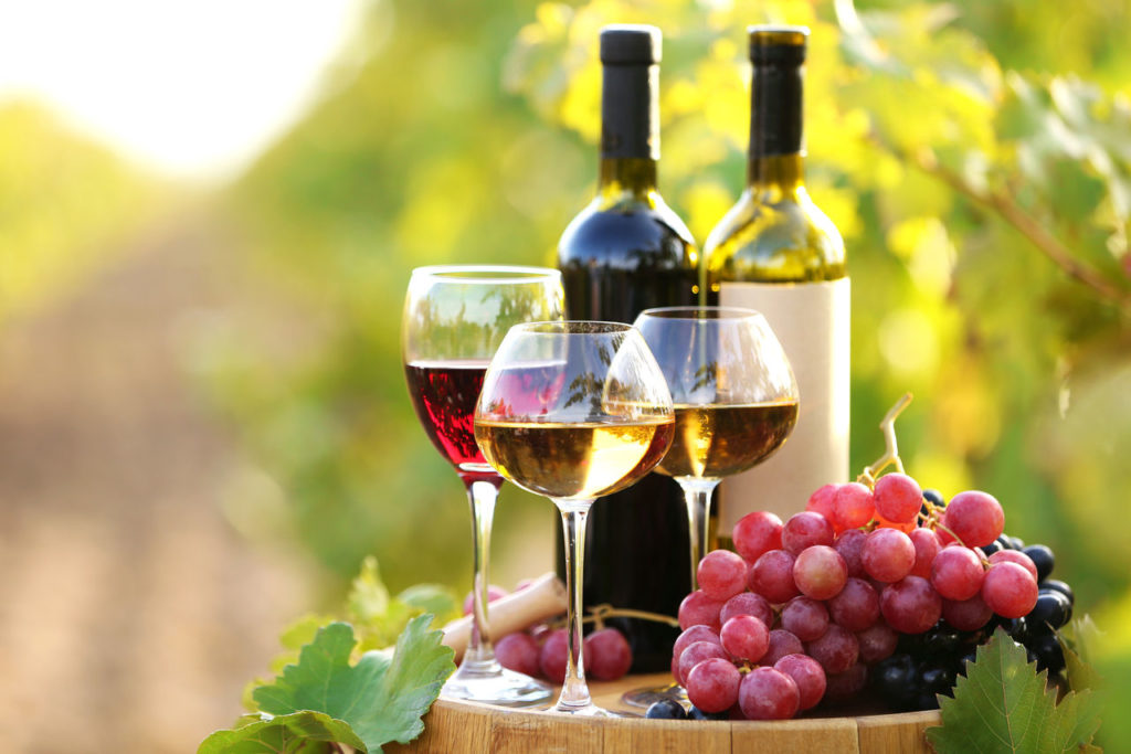 ГЛОНАСС в виноделии