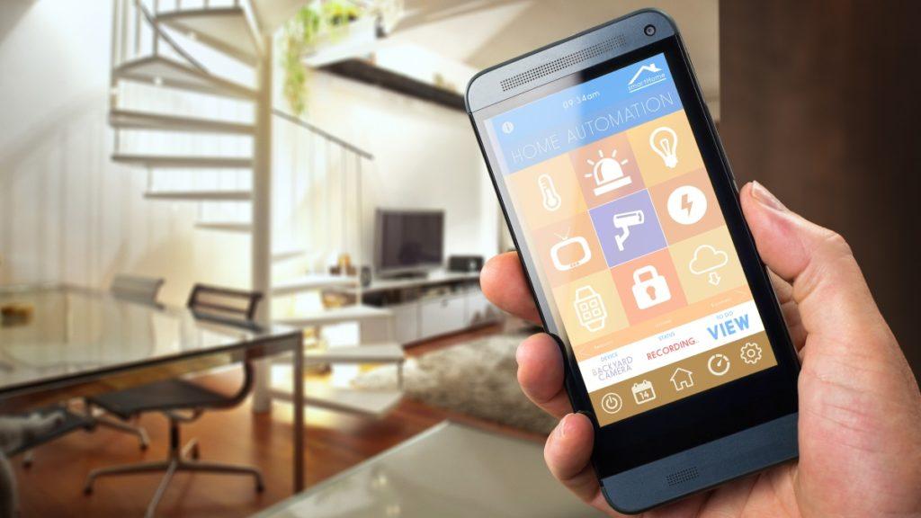 Как одним касанием смартфона управлять домашней техникой?