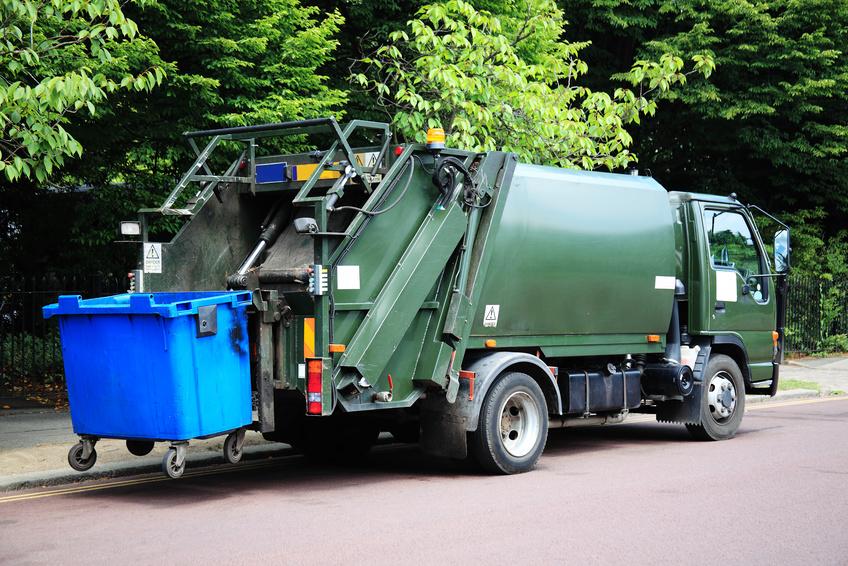 С 1 января 2018 года мусоровозы обязаны использовать оборудование для спутникового мониторинга