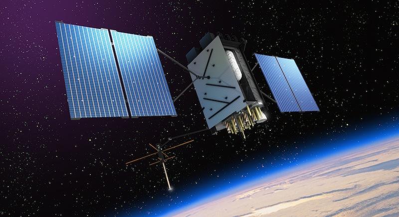 ВВС  США объявляют тендер на производство спутников GPS III