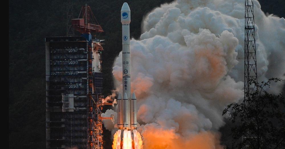Конкуренты Глонасс: Китай запустил три новых спутника навигационной системы BeiDou