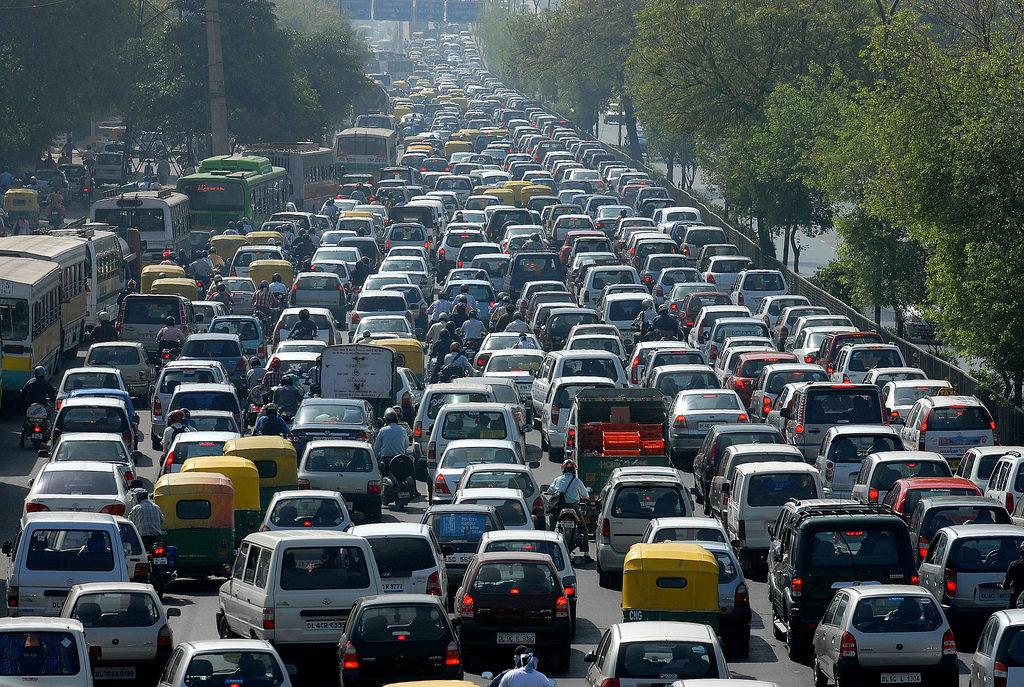 «ЭРА-ГЛОНАСС» по-индийски: весь общественный транспорт приказано оснастить GPS