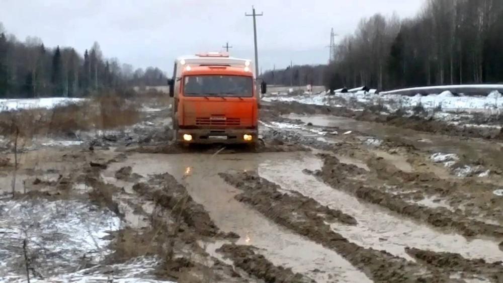 Беспилотные камазы в России столкнутся с большими проблемами