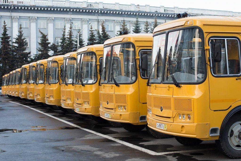 Скандал с ГЛОНАСС: в челябинской области школьные автобусы ездят с отключенной аппаратурой