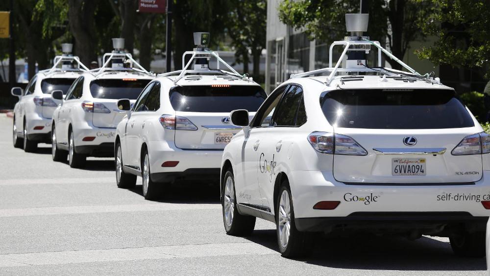 Калифорния дает зеленый свет беспилотным автомобилям. Теперь без водителей!