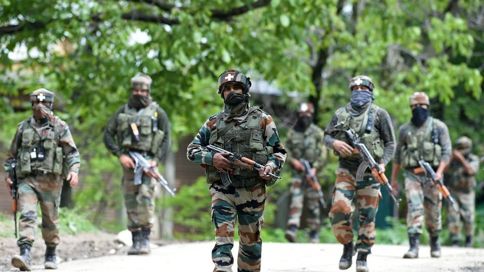 Индия в Кашмире