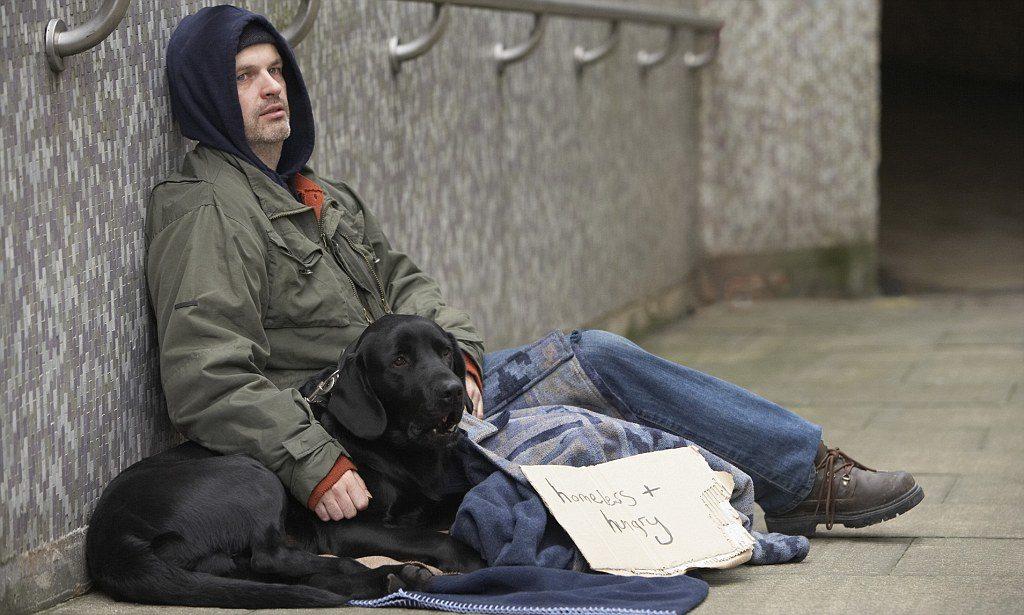Лондон: GPS-приложение для бездомных подскажет, где можно бесплатно поесть