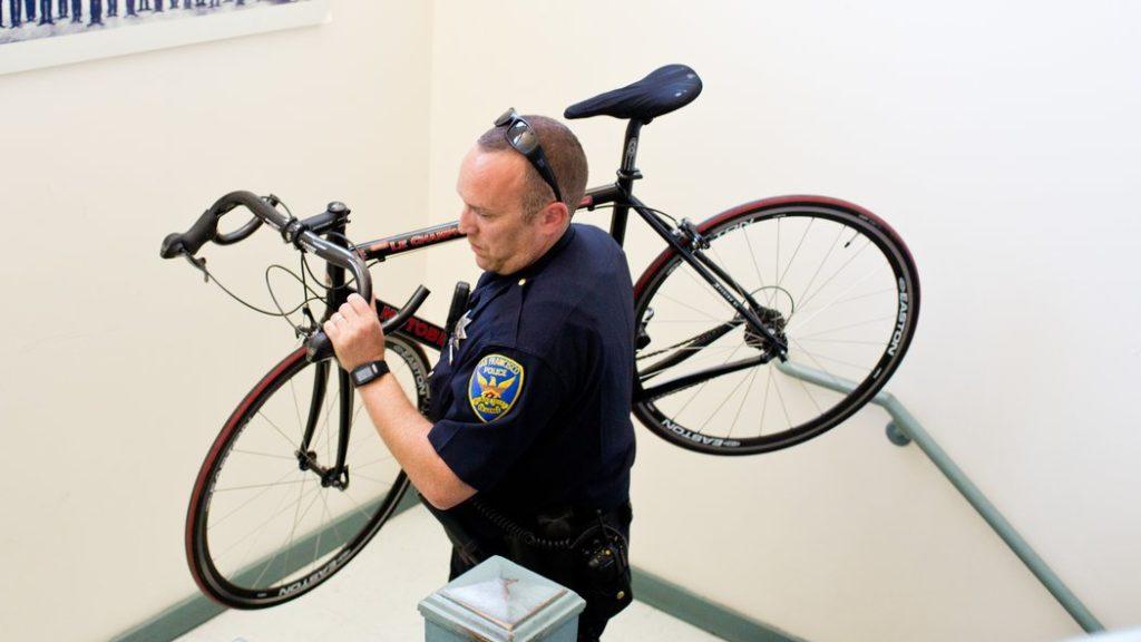 Сан-Франциско: преступников ловят на велосипеды с GPS-трекерами
