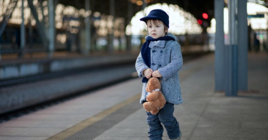 Алтайский край: дети стали пропадать чаще