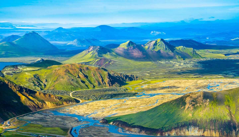 типичная исландия