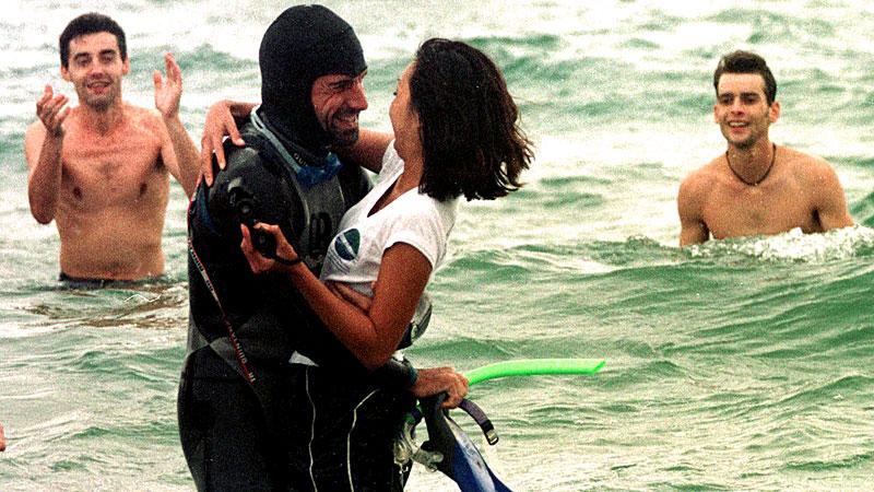 Отследи по GPS: Бенуа Леконт отправляется в «Самый длинный заплыв»