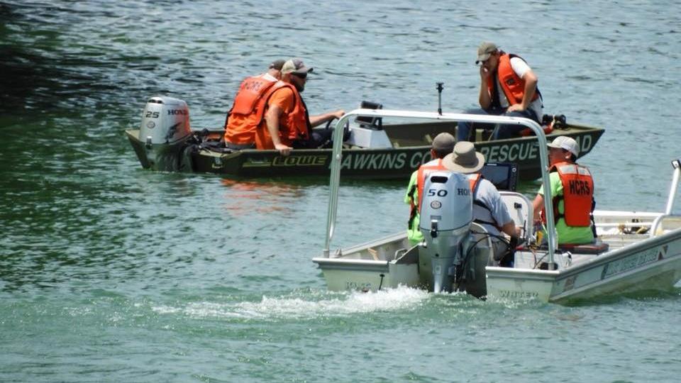 США: утонувшего пловца нашли по геотегам на видео