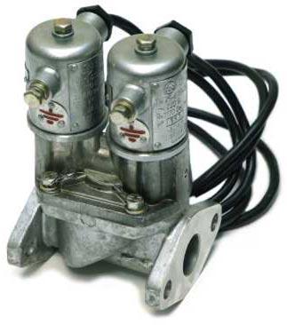 поршневой отсечной клапан двойного действия для выдачи нефтепродуктов