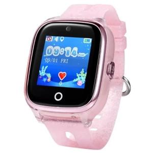 GPS-часы Wonlex Kids Time KT-01 розовые