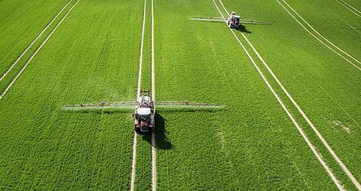 Системы точного земледелия в России