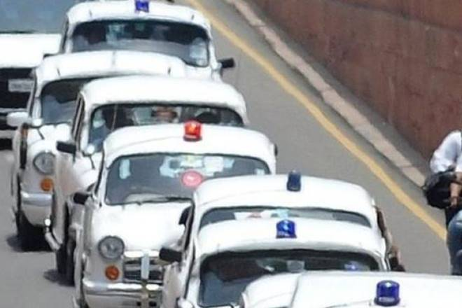 Автомобили правительства Дели