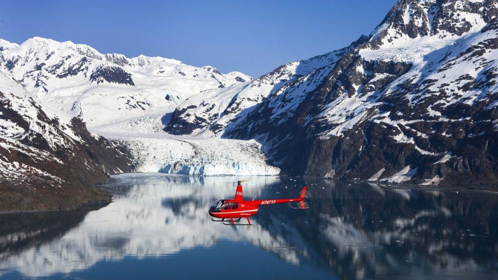 Ложный вызов: мать отправила спасателей на вертолете к «пропавшему» сыну