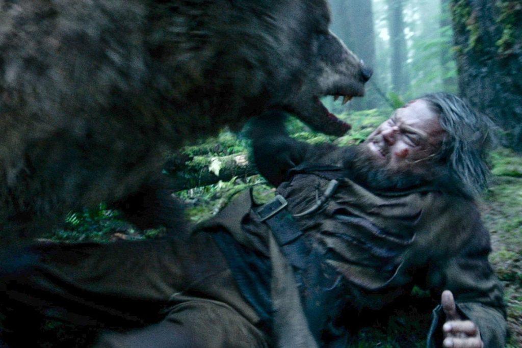 выживший нападение медведя