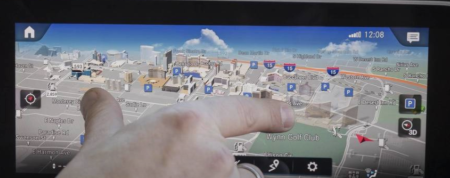 Навигаторы будущего: Mercedes будет подсказывать владельцу опасные районы