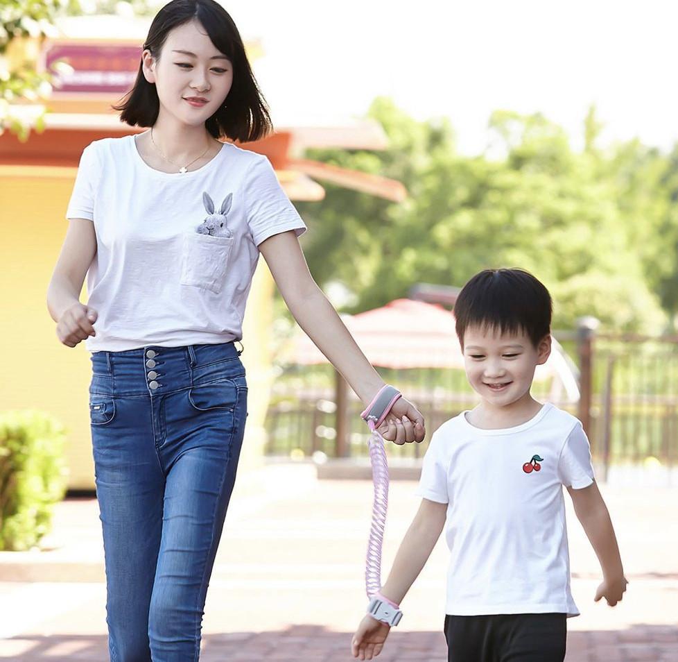 Обойдемся без GPS: Xiaomi предлагает поводок… для детей