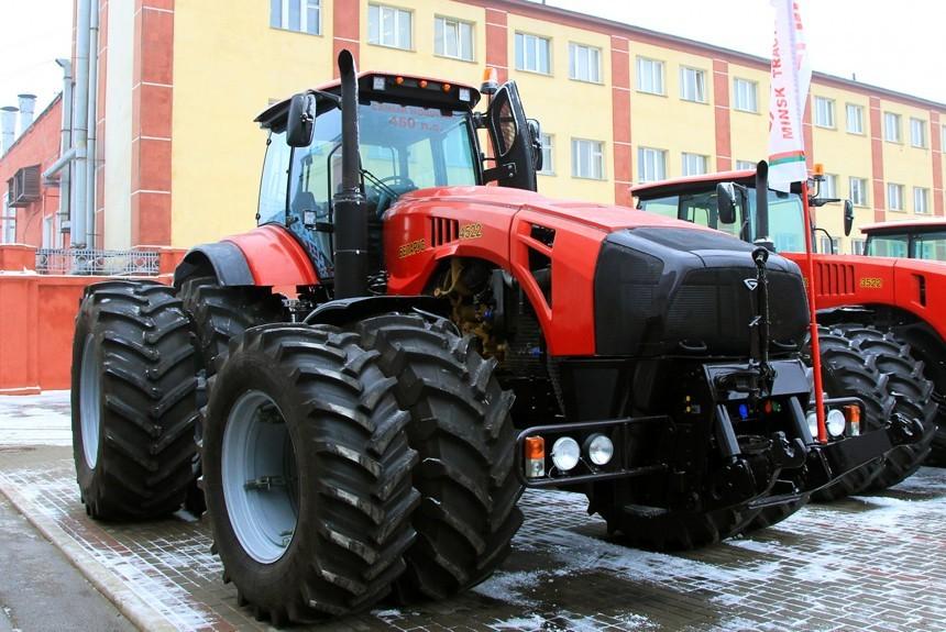 Тракторы «Беларусь» с GPS и ГЛОНАСС начали выпускать в России