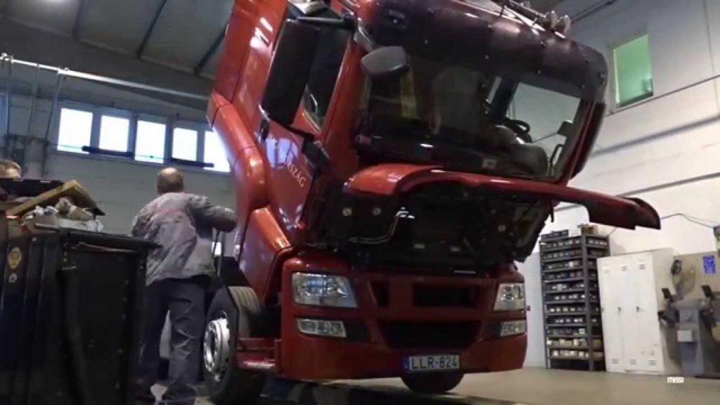 США: украденный грузовик нашли благодаря GPS-маяку
