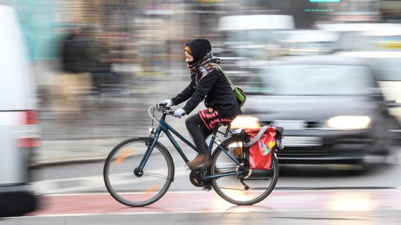 Берлин: велосипеды с GPS используют как приманку