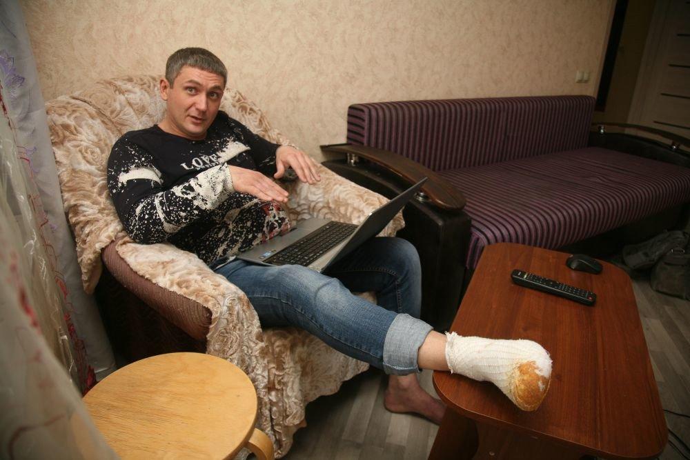 Житель Нижнего Новгорода едва не замерз в лесу, звоня в 112
