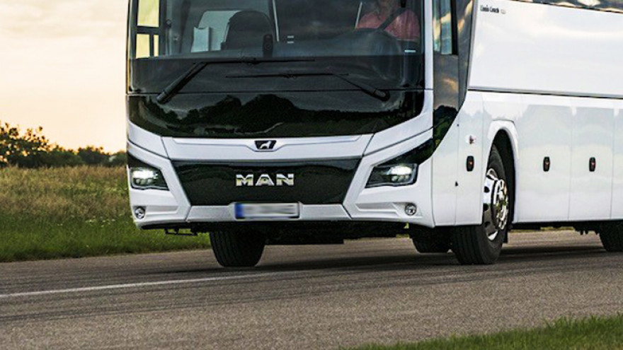 Лицензия для заказных автобусных перевозок станет обязательной с марта