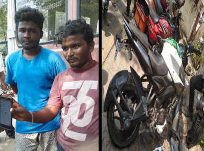 Не друг ты мне: GPS-трекер помог обнаружить похитителя мотоцикла